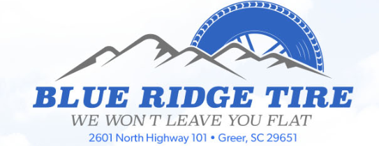 Blue Ridge Tire: We Won't Leave You Flat